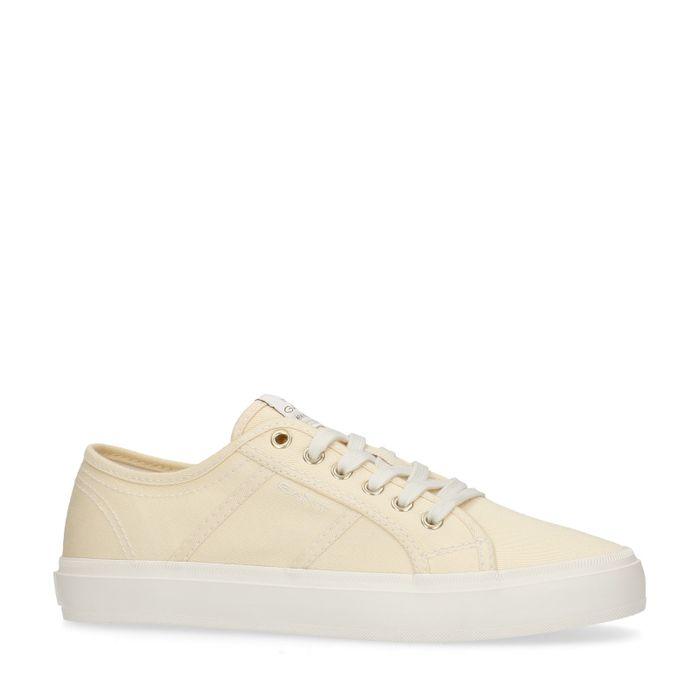 GANT Pinestreet gele sneakers