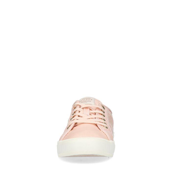 GANT Zoe roze lage sneakers