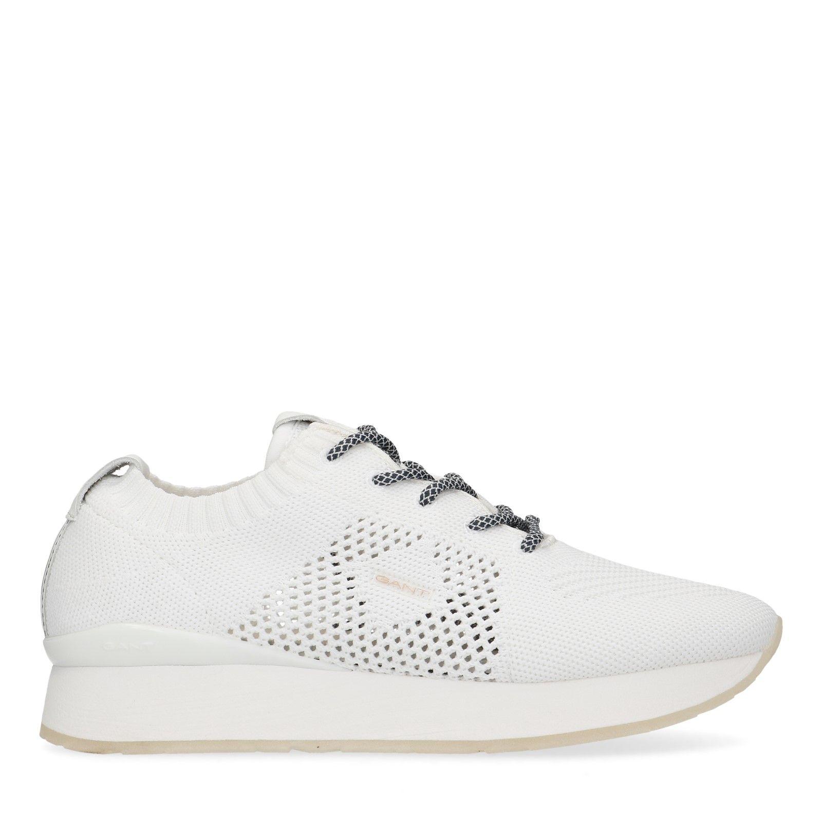 Gant GANT Bevinda witte sneakers