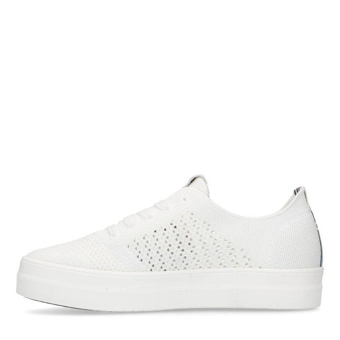 GANT Leisha witte sneakers