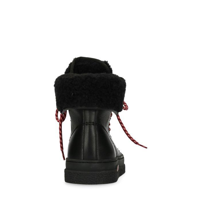 GANT Maria Bottines à lacets - noir