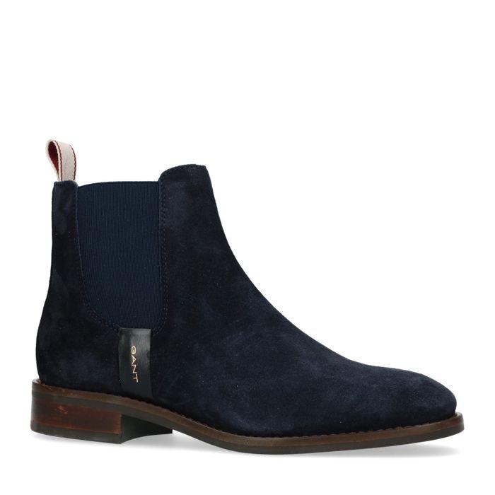 GANT Fay Chelsea boots - bleu foncé