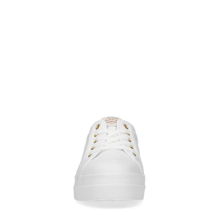 GANT Aurora Baskets à plateforme - blanc