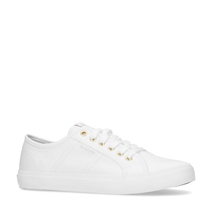 GANT Pinestreet Baskets - blanc
