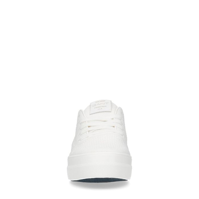 GANT Leisha Baskets - blanc