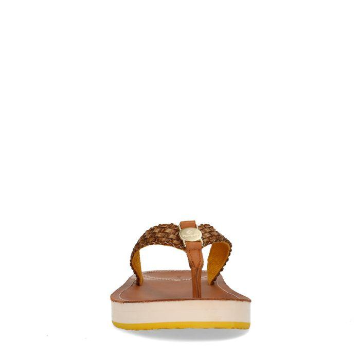 GANT Flatville Claquettes - marron