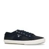 GANT Samuel donkerblauwe lage sneakers