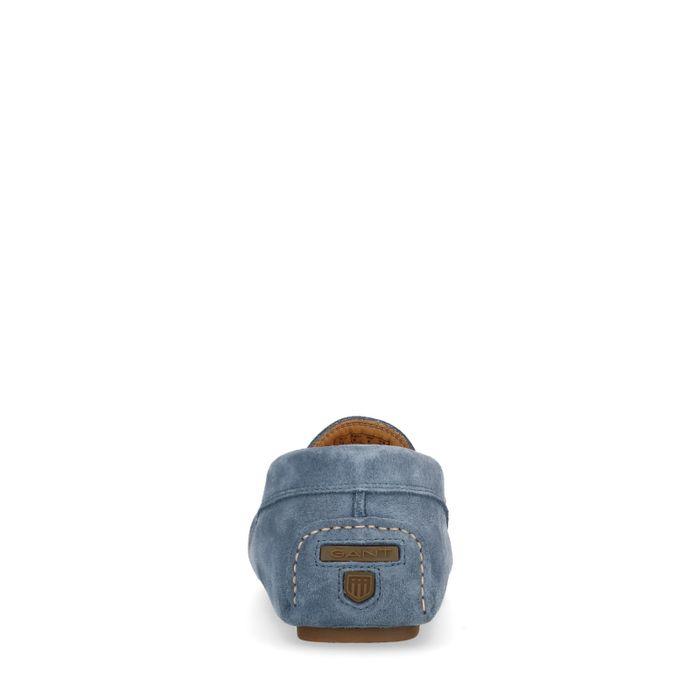 GANT Austin blauwe loafers