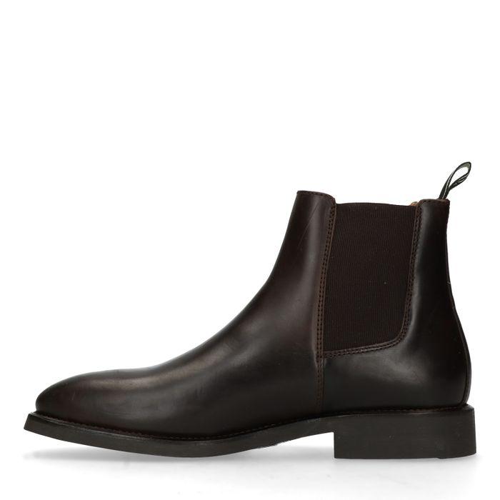 GANT James donkerbruine chelsea boots