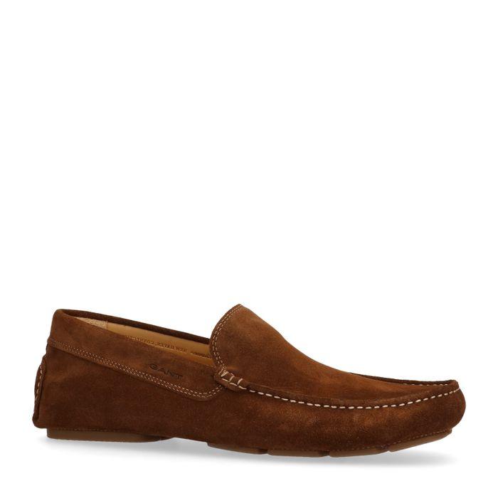 GANT Austin bruine loafers