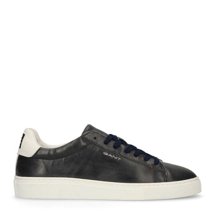 GANT Major donkerblauwe lage sneakers