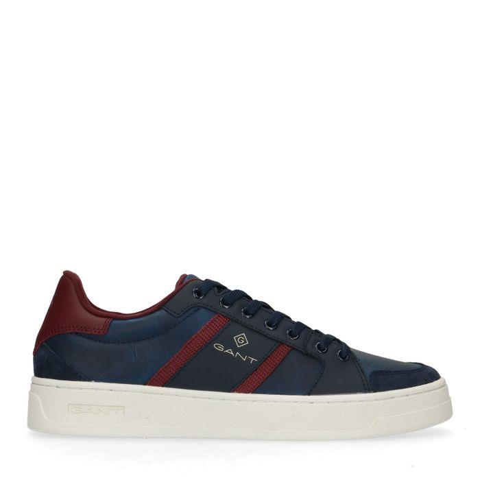 GANT blauwe leren sneakers