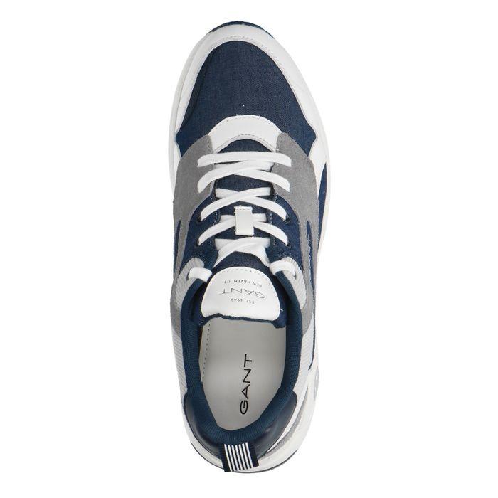 GANT Nicewill blauwe sneakers