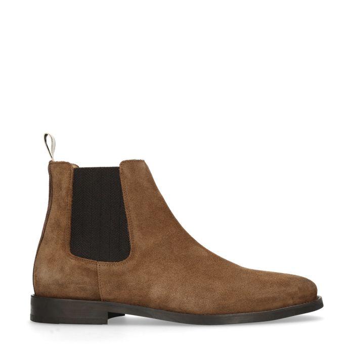 GANT Max bruine chelsea boots