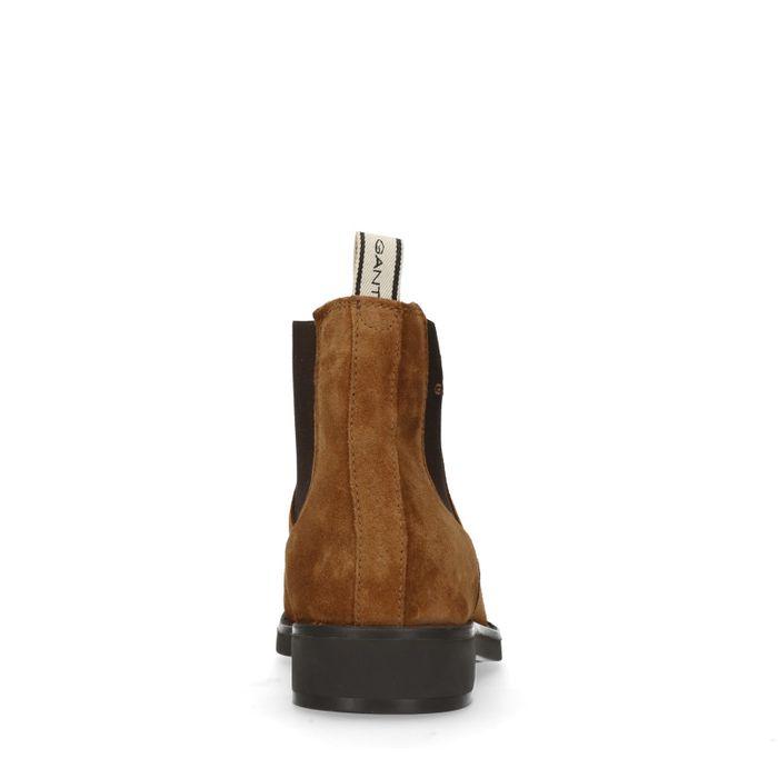 GANT Oscar cognac chelsea boots