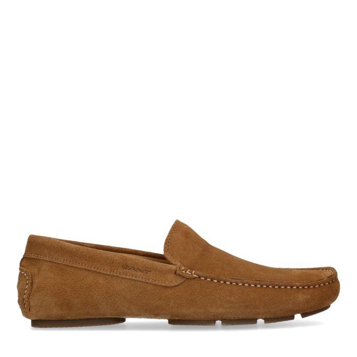 GANT Nicehill cognac loafers