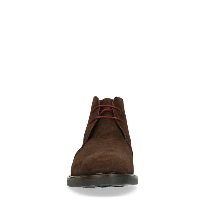 GANT Spencer donkerbruine desert boots