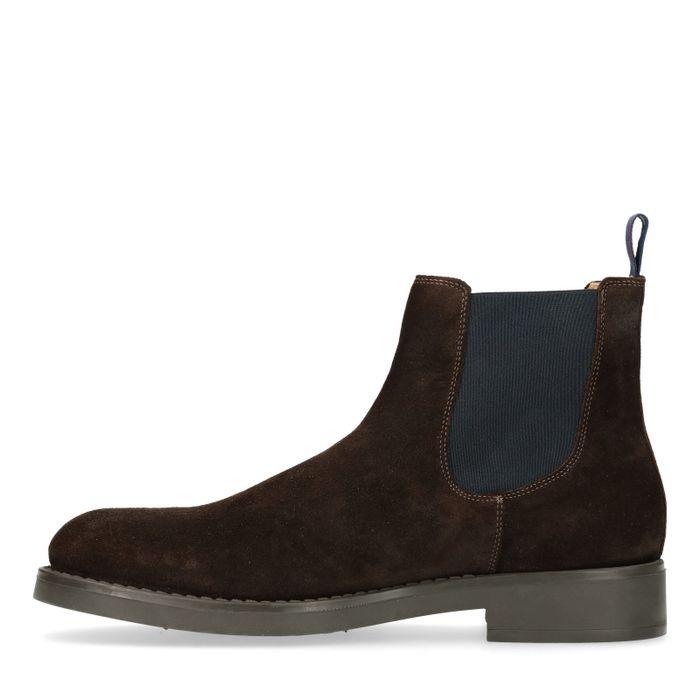 GANT Oscar donkerbruine chelsea boots