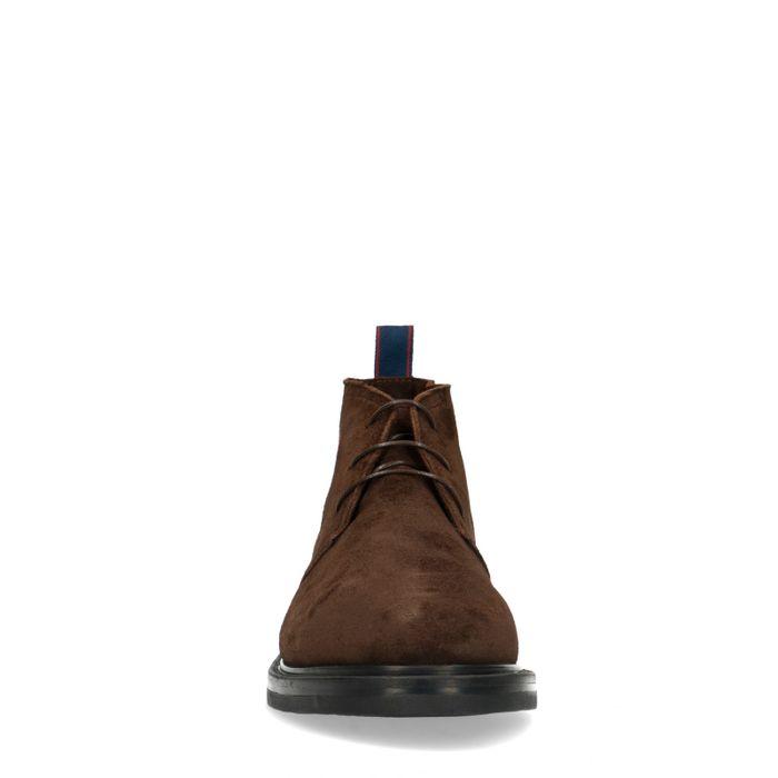 GANT Fargo donkerbruine desert boots