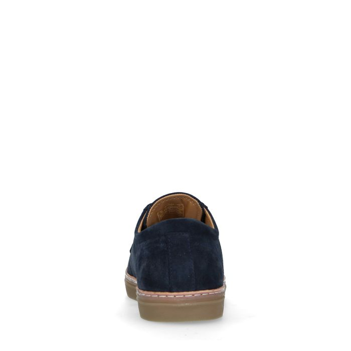 GANT Bari donkerblauwe veterschoenen