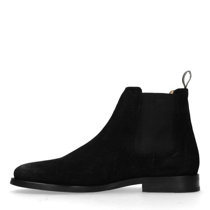 GANT Max zwarte chelsea boots