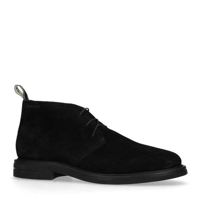 GANT Fargo zwarte desert boots