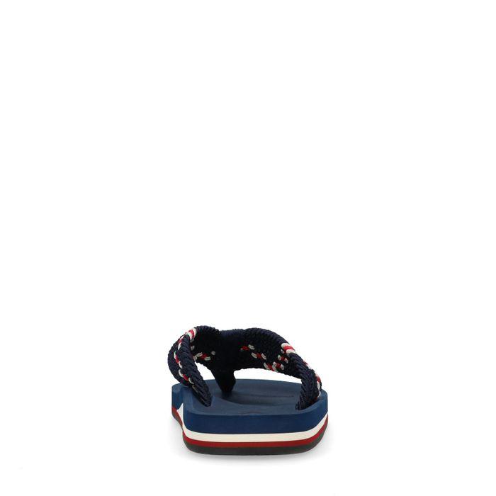 GANT Breeze blauwe slippers