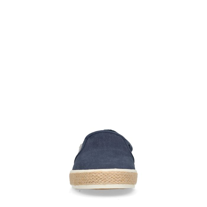 GANT Frenso blauwe loafers