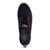GANT Bari blauwe veterschoenen