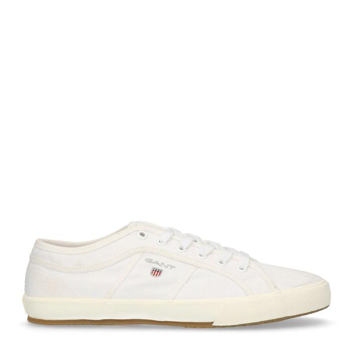 GANT Samuel witte lage sneakers