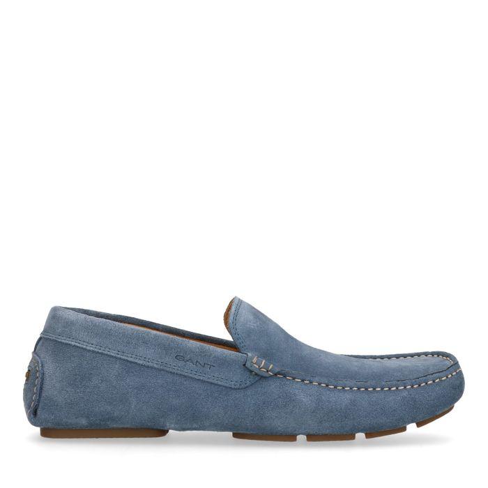 GANT Austin blaue Loafer
