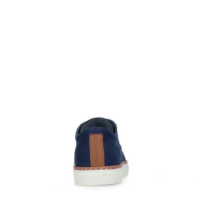 GANT Bari blaue Schnürschuhe