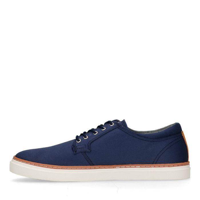 GANT Prepville blaue Schnürschuhe