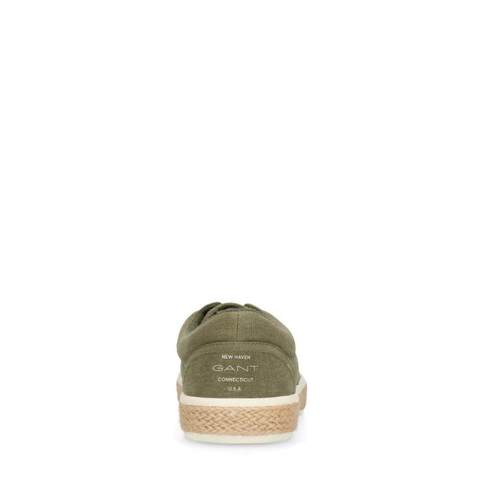 GANT Frenso grüne Schnürschuhe