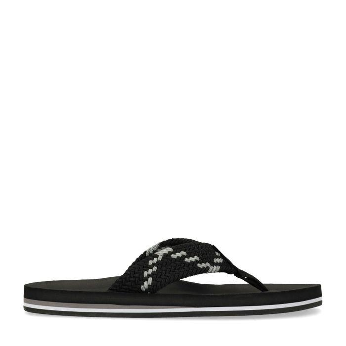 GANT Breeze schwarze Sandalen