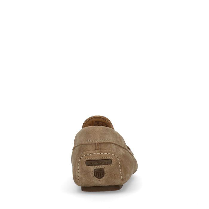 GANT Austin beigefarbene Loafer