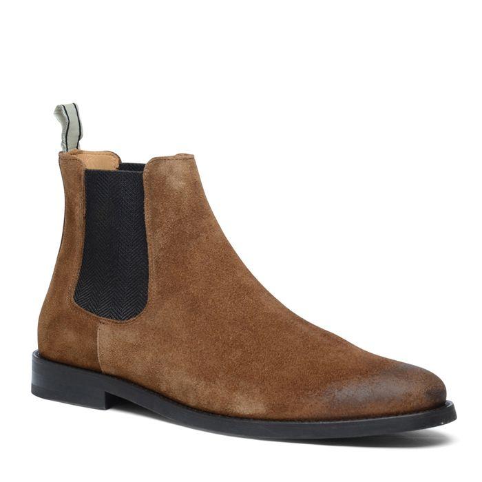 GANT Chelsea Boots cognac