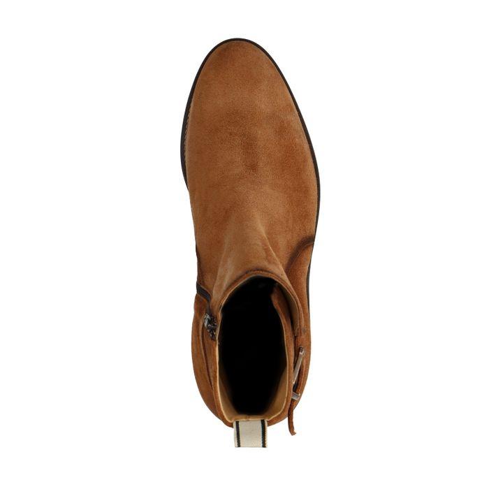GANT Max cognacfarbene Boots
