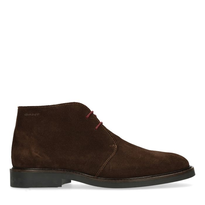 GANT Spencer dunkelbraune Desert Boots