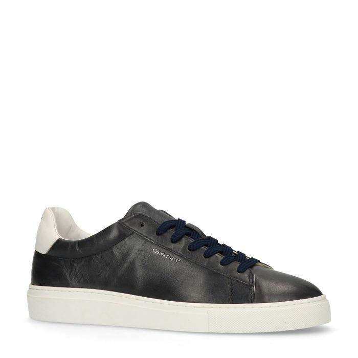 GANT Chaussures à lacets - bleu foncé
