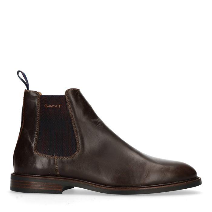 GANT Ricardo Chelsea boots - marron foncé