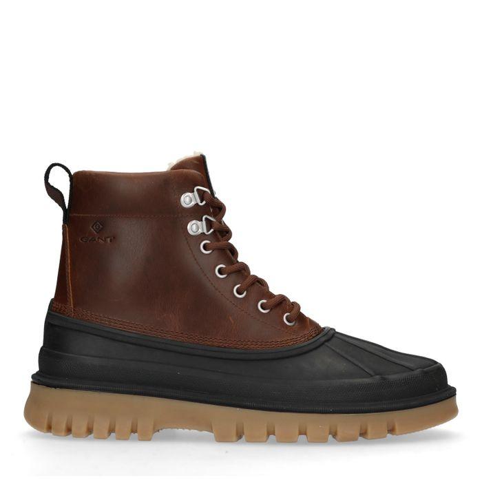 GANT Colorado Boots à lacets - marron