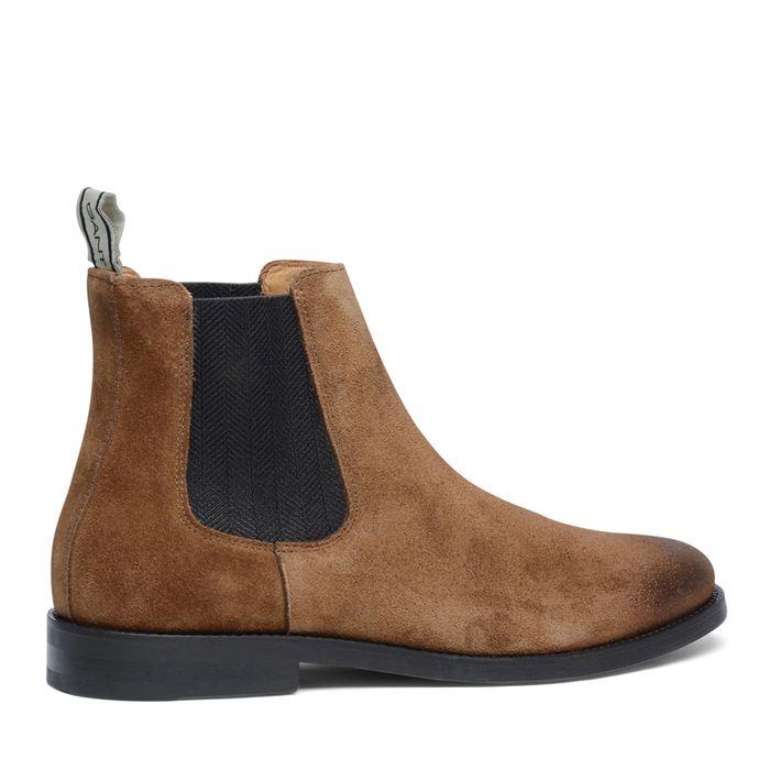 Chelsea boots GANT cognac