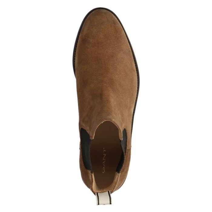 GANT Max Chelsea boots - marron