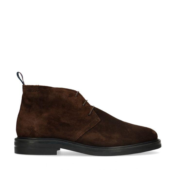 GANT Fargo Desert boots - marron foncé
