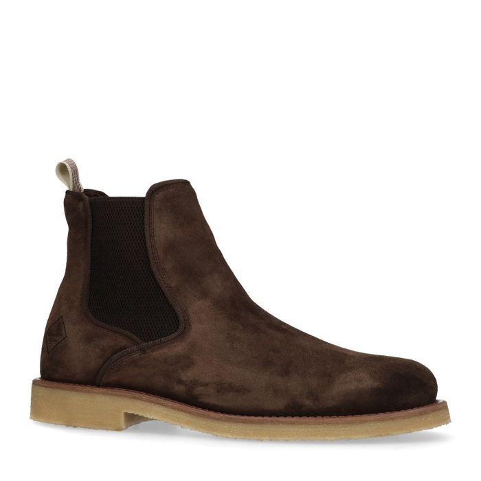 GANT Barkley Chelsea boots - marron foncé