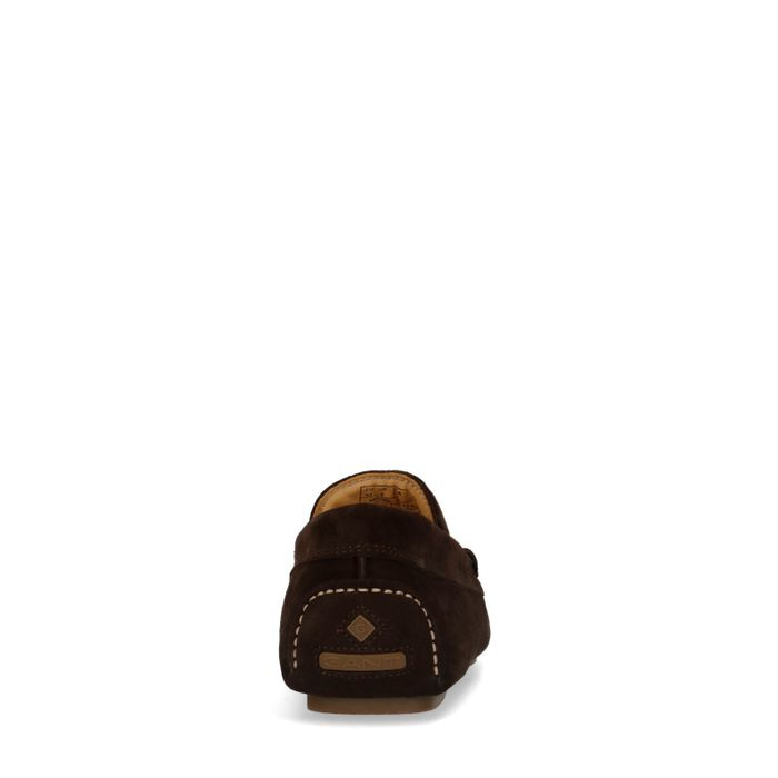 GANT Nicehill Mocassins - marron
