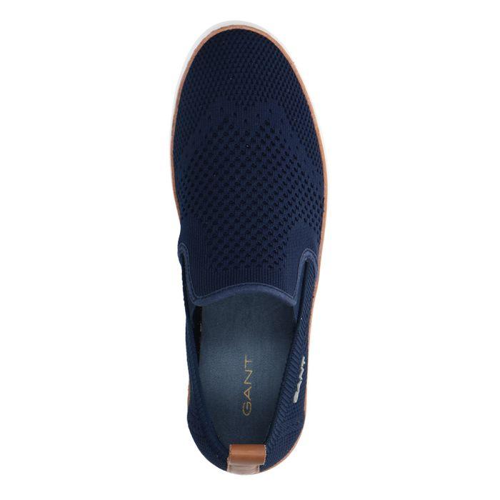 GANT Bari Slip-on - bleu foncé