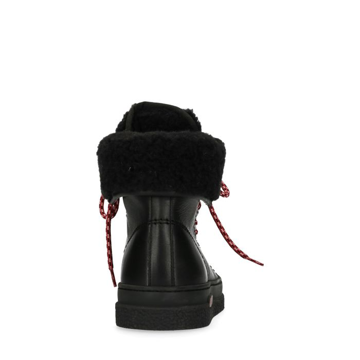 GANT Maria schwarze Schnürstiefeletten
