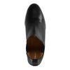 GANT schwarze Chelsea Boots aus Leder mit Absatz